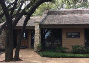 Chiropractic Austin TX office building